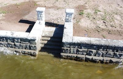 Concrete Contractor Green Bay WI Sea Wall Service