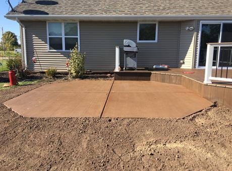 Concrete Contractor Green Bay WI Absolute Concrete Flatwork